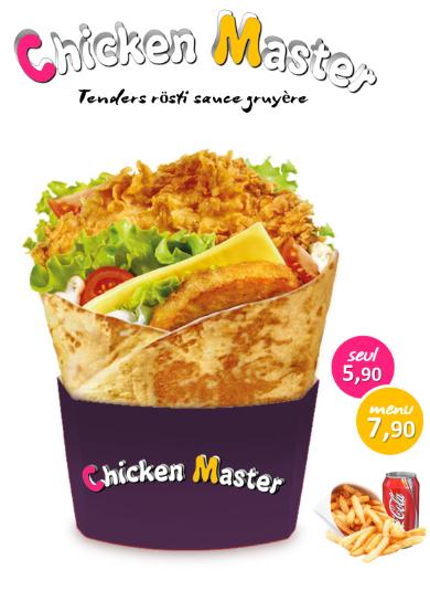 chicken master