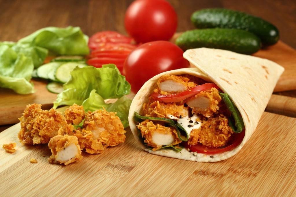tacos wraps